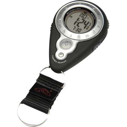 photo: Highgear TrailDrop handheld compass