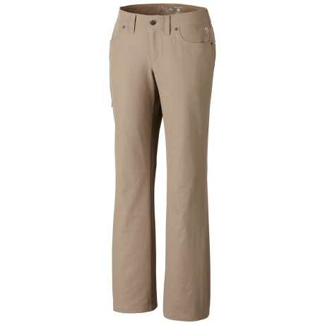 photo: Mountain Hardwear Lastrada Tech Pant hiking pant