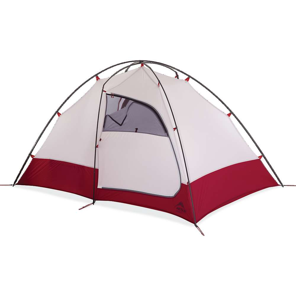 photo: MSR Remote 2 four-season tent