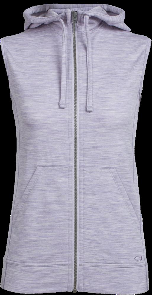 Icebreaker RealFLEECE Dia Hooded Vest