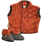 Mountain Sprouts Signature Vest