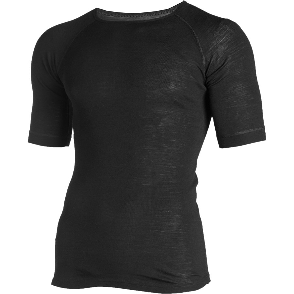 photo: Ibex Woolies Short Sleeve short sleeve performance top