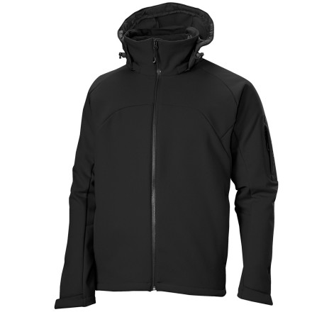 photo: Salomon Men's Snowtrip II 3:1 Jacket component (3-in-1) jacket