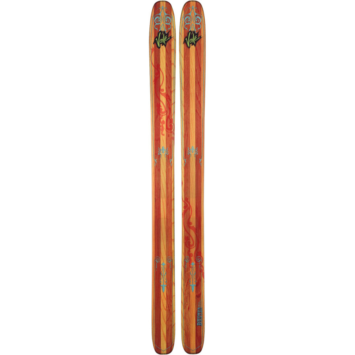 photo: Voile Buster alpine touring/telemark ski