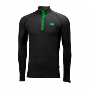 photo: Helly Hansen Pace 1/2 Zip Lifa Flow LS long sleeve performance top