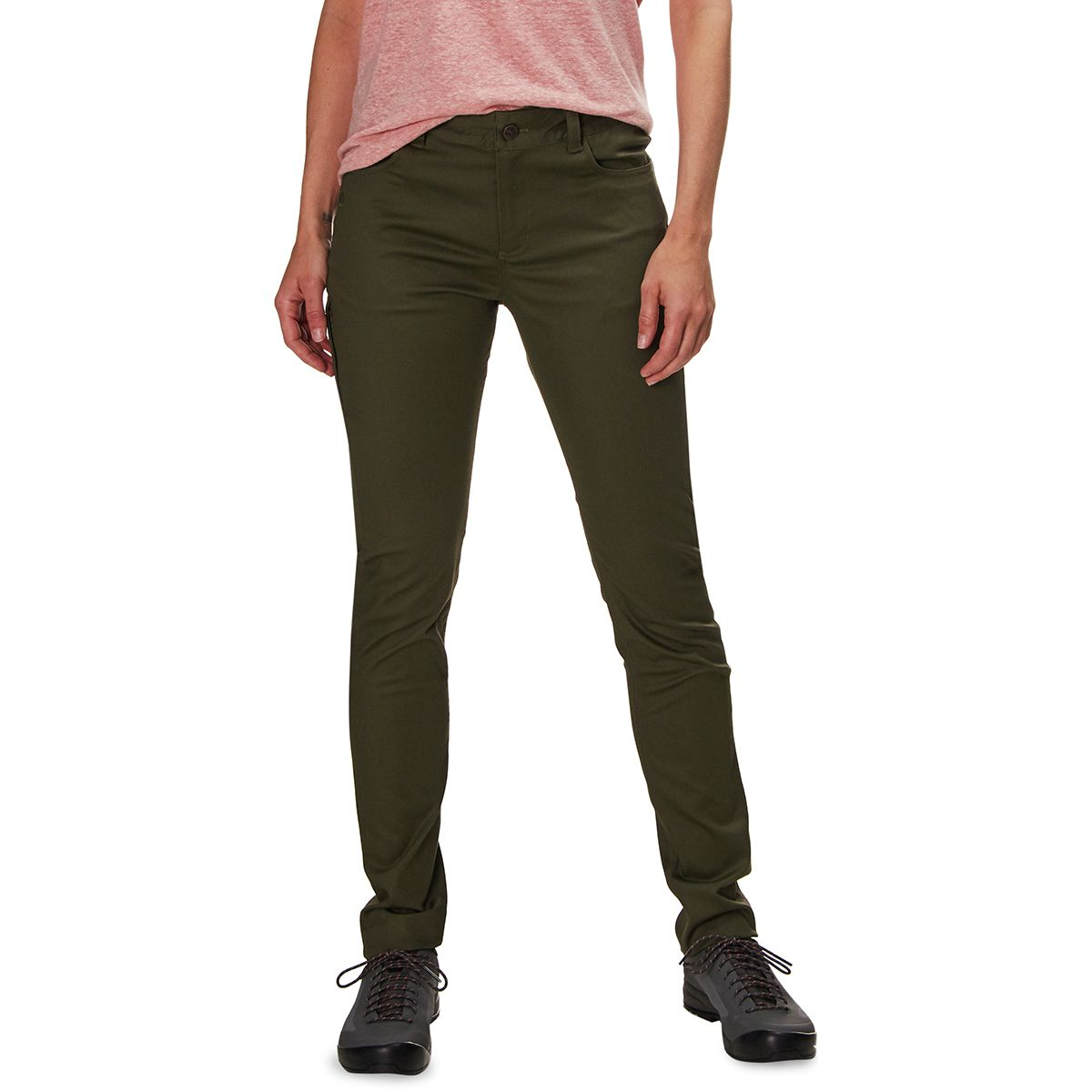 photo: Fjallraven High Coast Stretch Trousers hiking pant