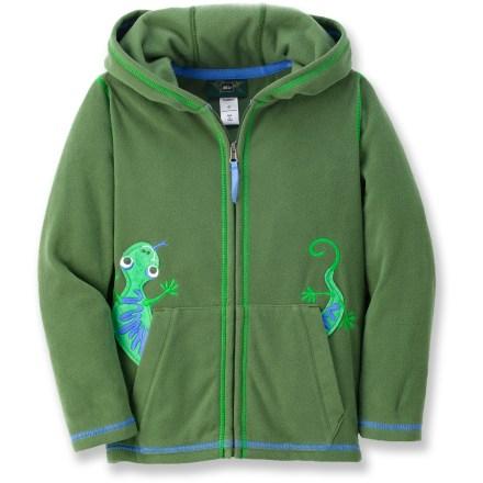 REI Lizard In My Pocket Full-Zip Hoodie