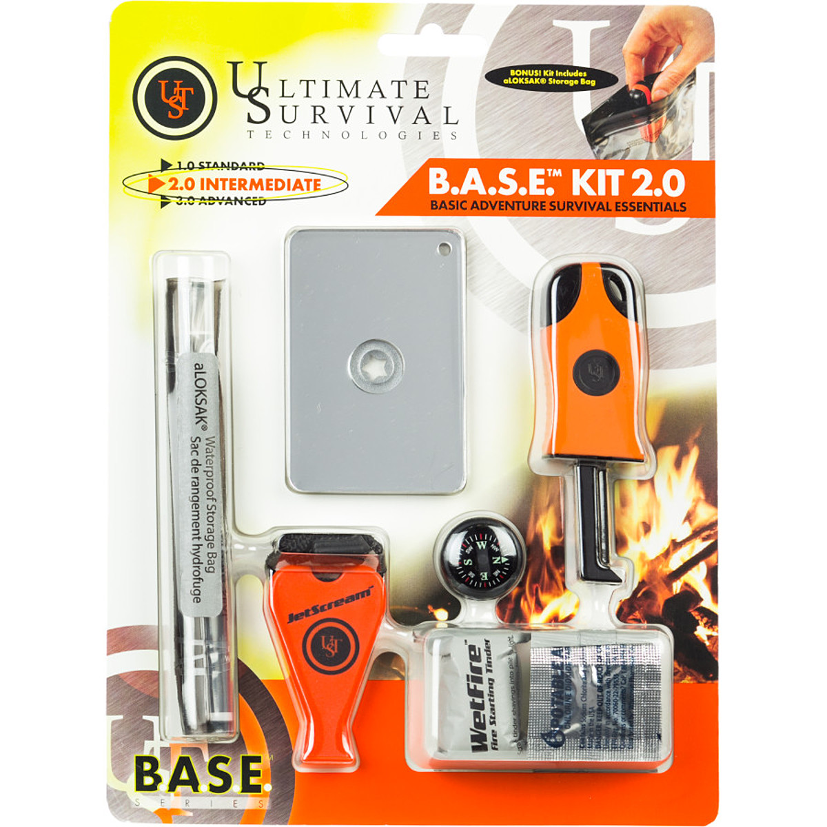 Ultimate Survival Technologies Base Kit 2.0