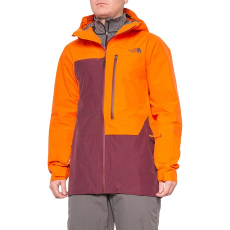 photo: The North Face Free Thinker Jacket snowsport jacket