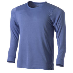 photo: Polarmax Kids' Double Base Layer Crew base layer top