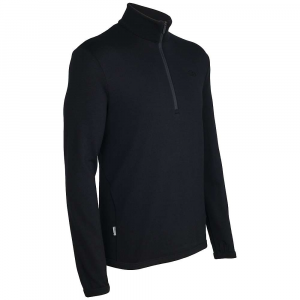photo: Icebreaker Men's Original Long Sleeve Half Zip long sleeve performance top