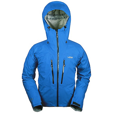 photo: Rab Momentum Jacket waterproof jacket