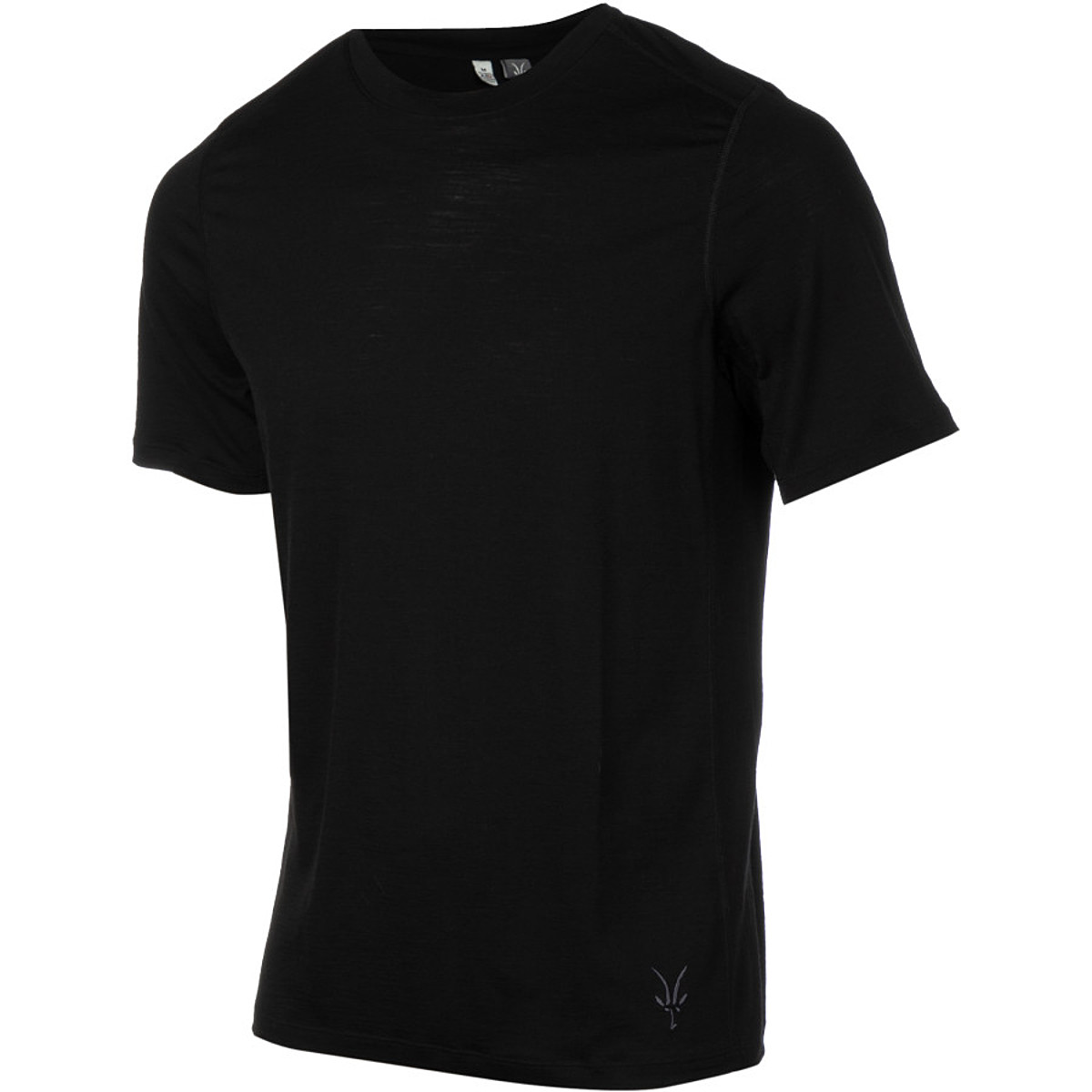 photo: Ibex Women's U-Sixty T short sleeve performance top