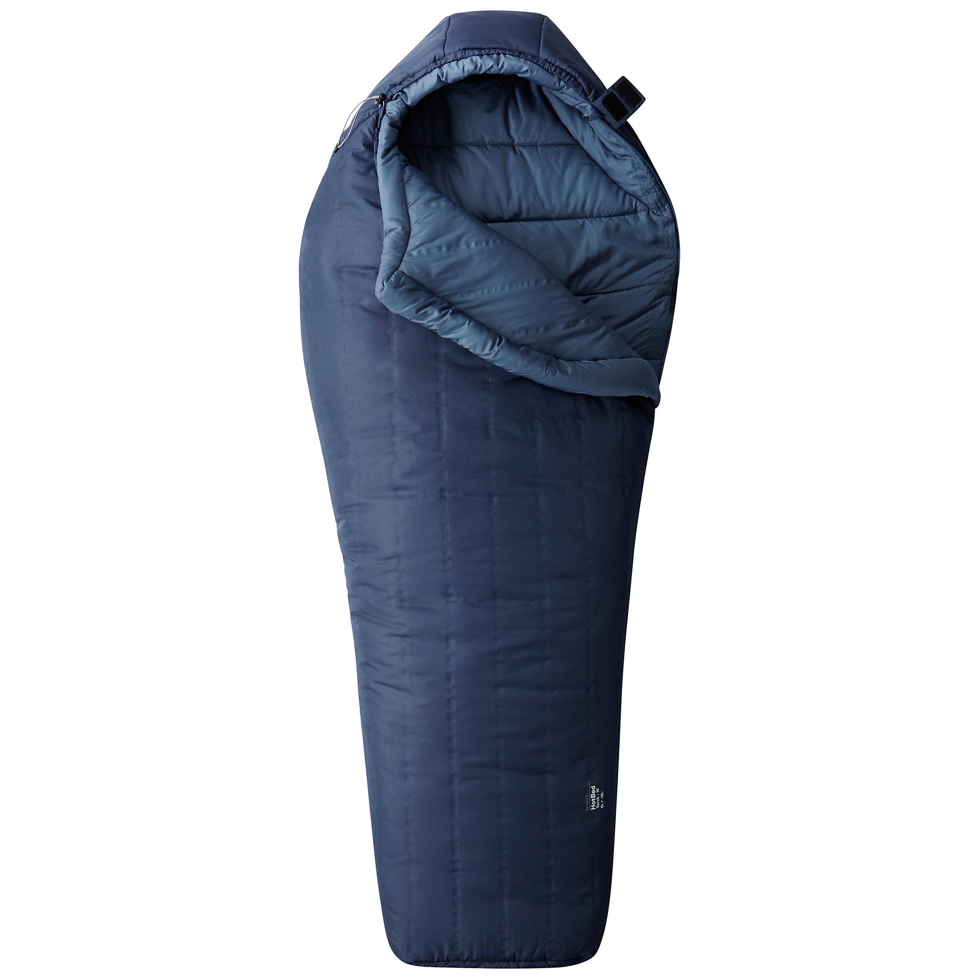 photo: Mountain Hardwear Women's Hotbed Torch 0° 3-season synthetic sleeping bag