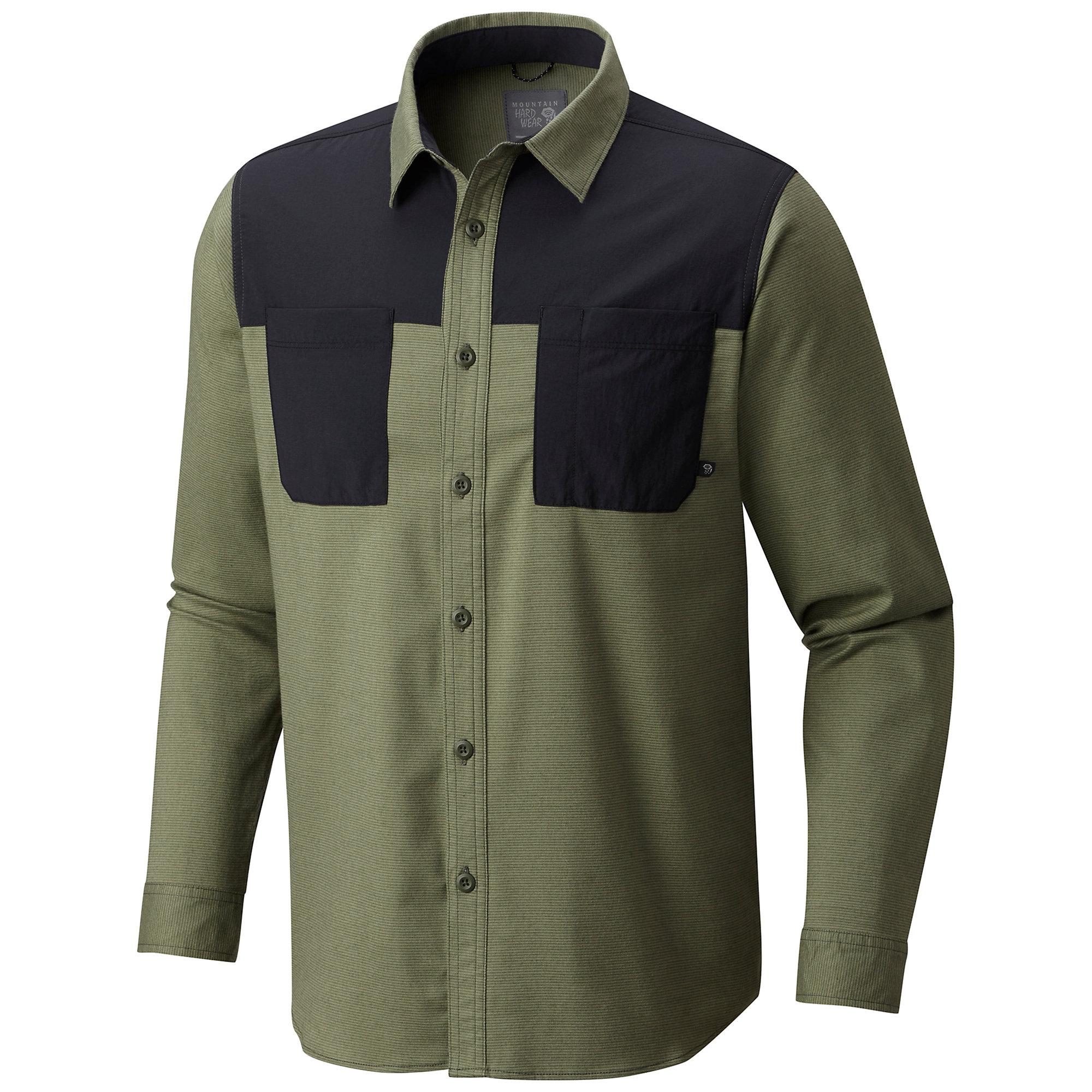 Mountain Hardwear Stretchstone Utility Long Sleeve Shirt