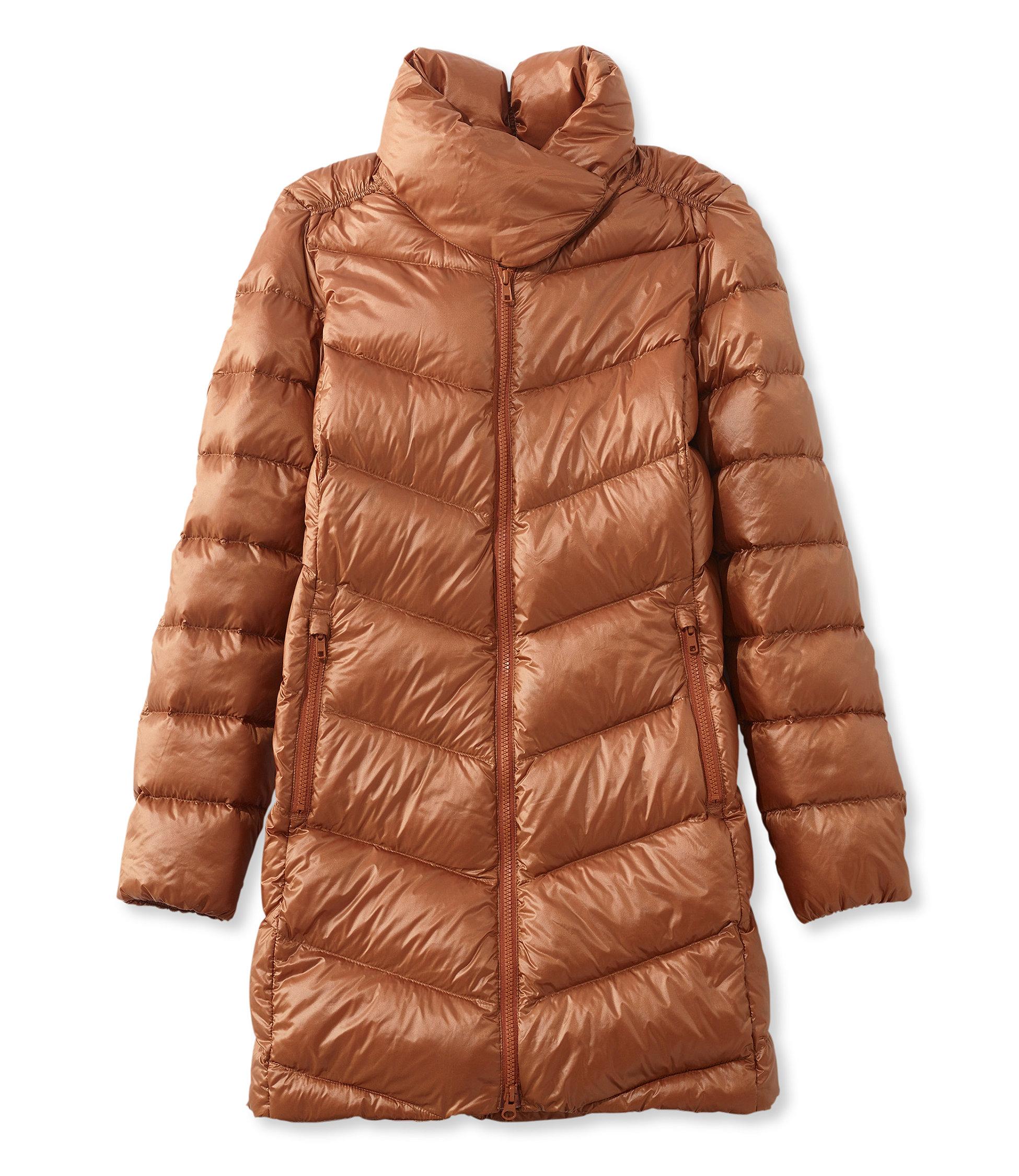 L.L.Bean Micropuff Down Coat