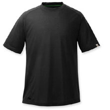 photo: Outdoor Research Sequence Tee short sleeve performance top