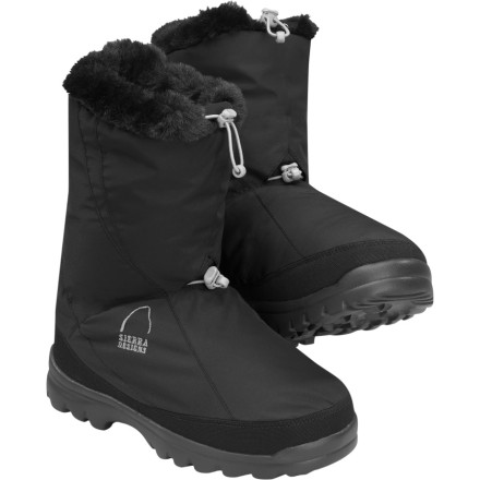 photo: Sierra Designs Women's Mountain Boot bootie