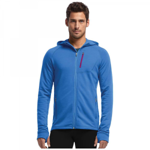Icebreaker Quantum Plus Long Sleeve Zip Hood