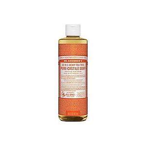 Dr. Bronner Tea Tree Liquid Soap