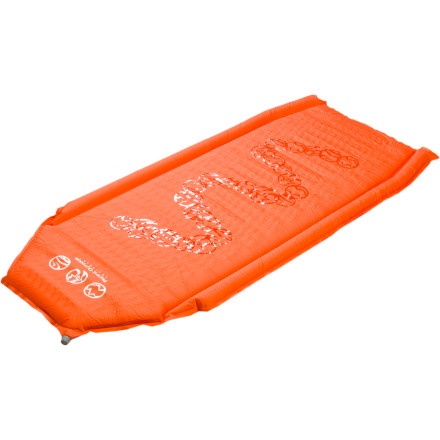 photo: Pacific Outdoor Equipment Peak Oyl Mtn air-filled sleeping pad