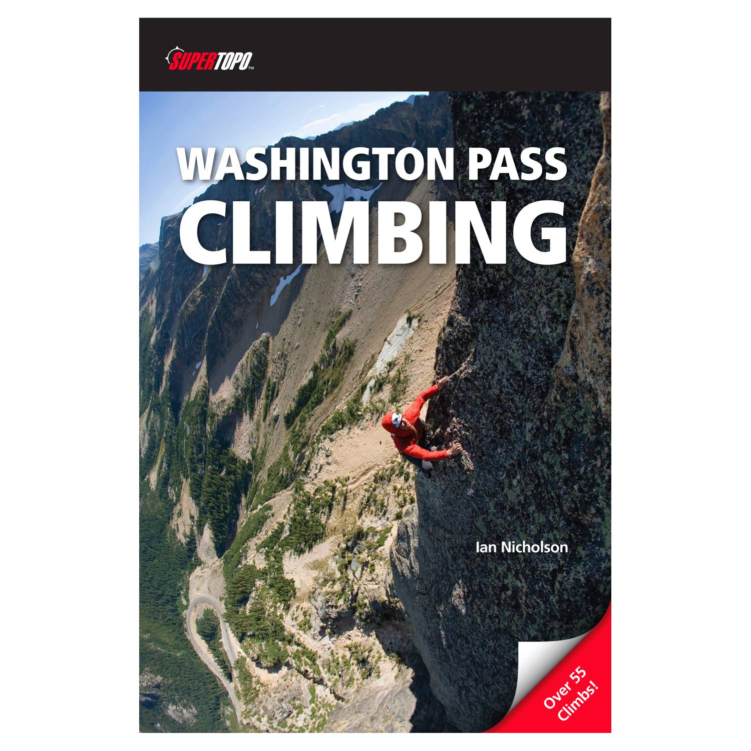 photo: SuperTopo Washington Pass Climbing us pacific states guidebook
