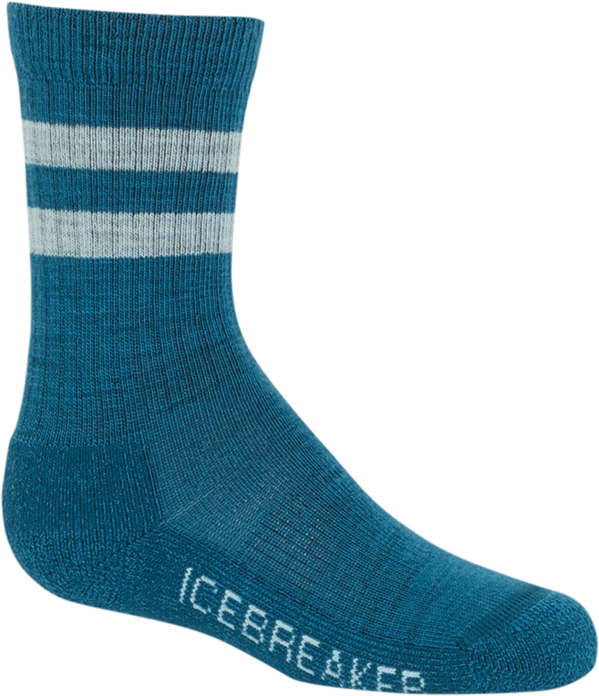 photo: Icebreaker Boys' Hike Lite Crew Sock hiking/backpacking sock