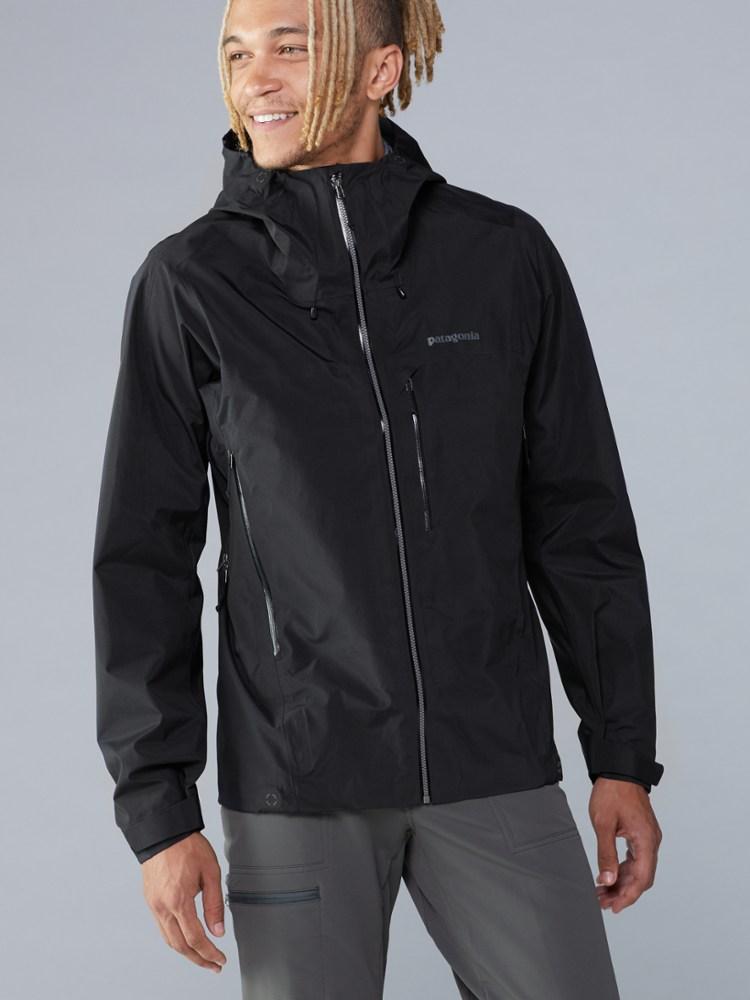 photo: Patagonia Pluma Jacket waterproof jacket