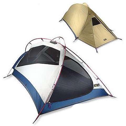 photo: Mountain Hardwear Approach three-season tent