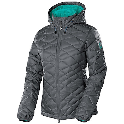 photo: Sierra Designs Women's Cloud Puffy down insulated jacket