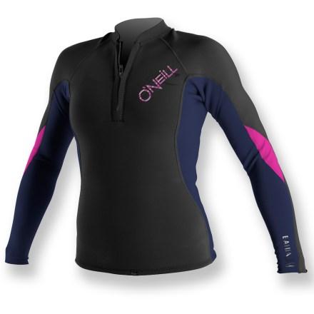O'Neill Bahia Front-Zip Jacket