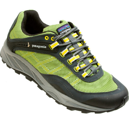 photo: Patagonia Specter trail running shoe