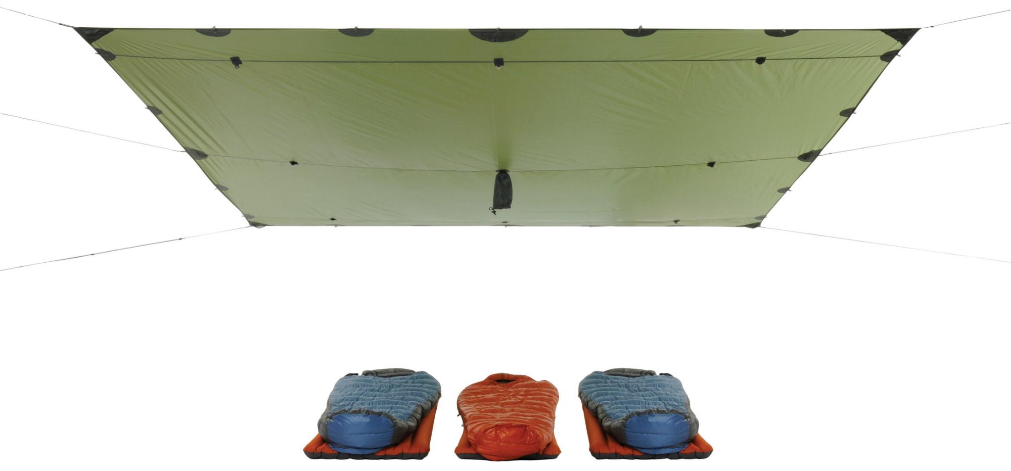 photo: Exped Tarp III tarp/shelter