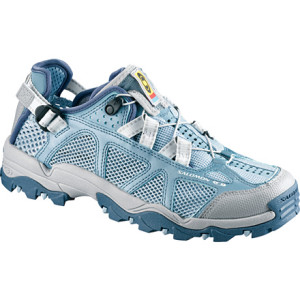 photo: Salomon Women's Techamphibian water shoe