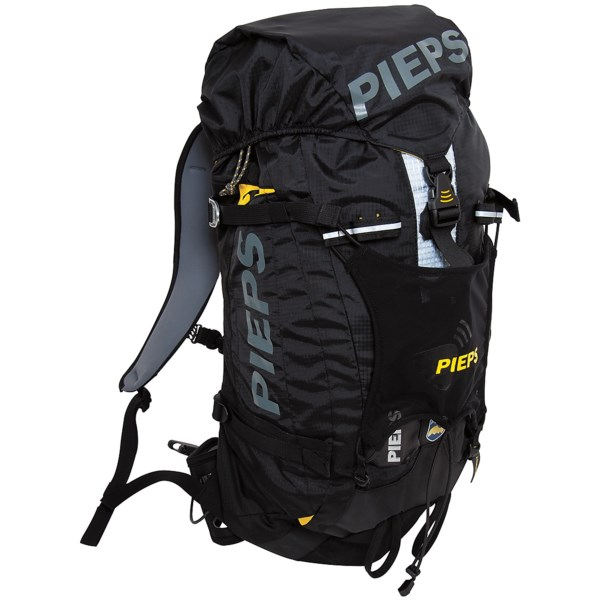 photo: Pieps Alpinist Pro winter pack