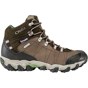 photo: Oboz Women's Bridger Mid BDry Insulated winter boot
