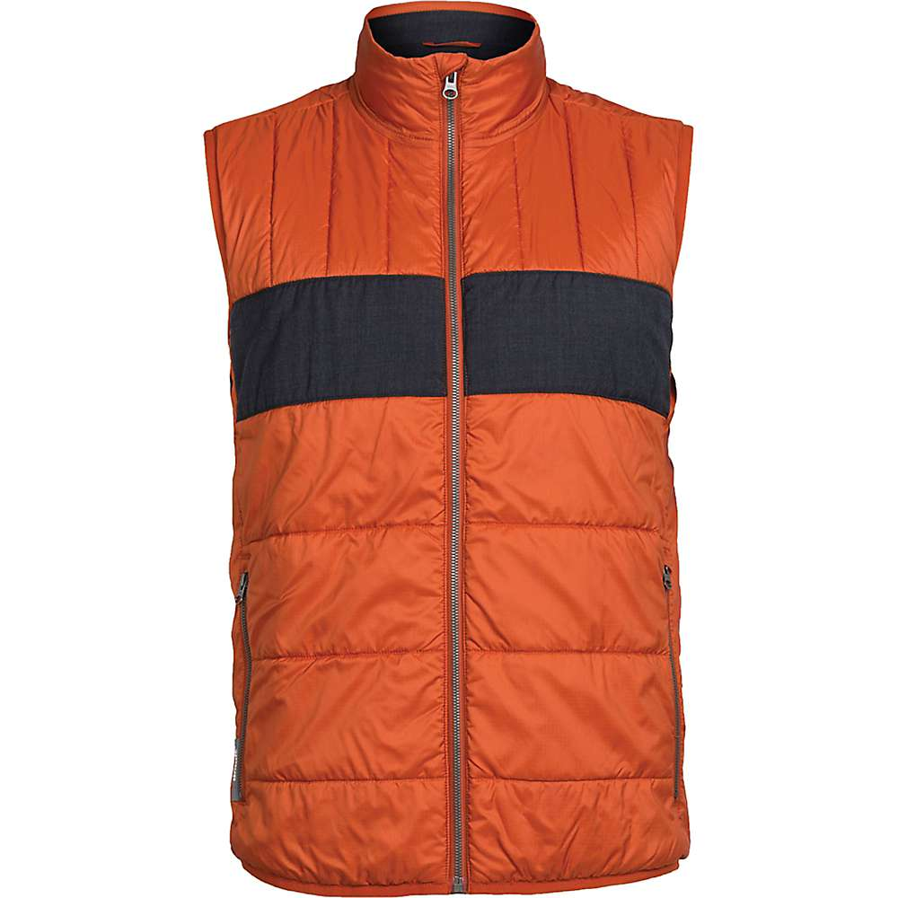 photo: Icebreaker MerinoLOFT Stratus X Vest synthetic insulated vest