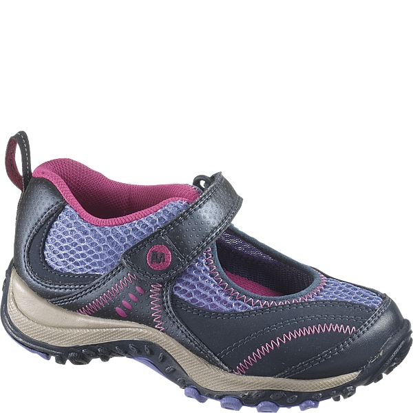 photo: Merrell Girls' Chameleon Arc Jump Jr. trail shoe