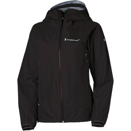 photo: Peak Performance Women's Stark Jacket waterproof jacket