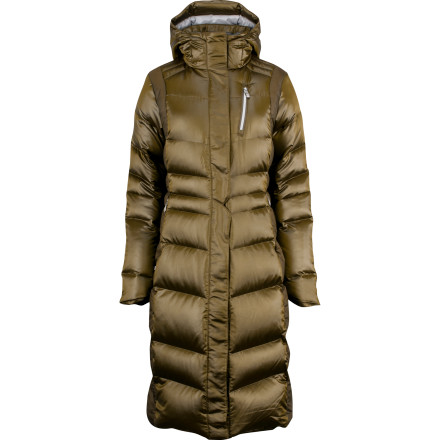 photo: Spyder Zen Down Jacket down insulated jacket