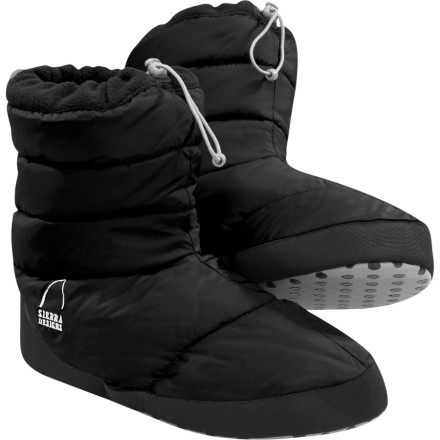photo: Sierra Designs Pull-On Down Bootie bootie