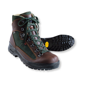 photo: L.L.Bean Men's Gore-Tex Cresta Hikers, Fabric/Leather backpacking boot