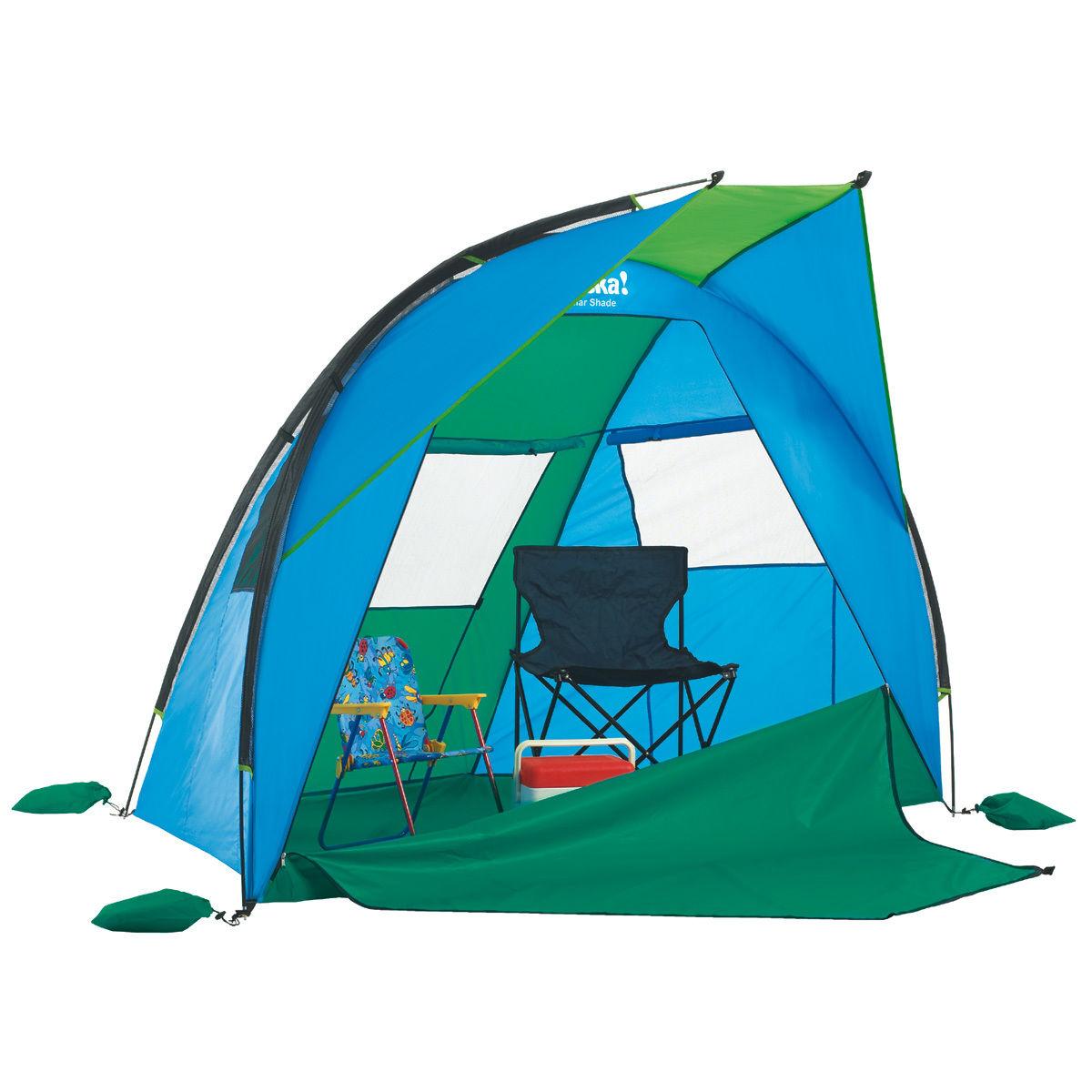 photo: Eureka! Solar Shade tent/shelter