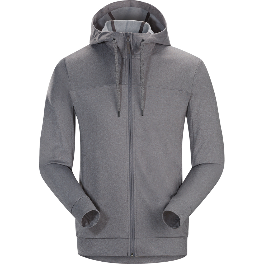 photo: Arc'teryx Slocan Hoody fleece top