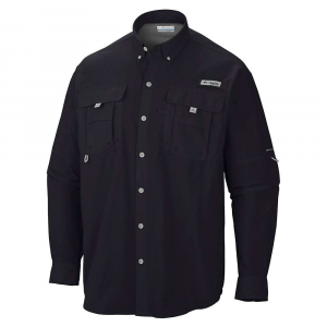 photo: Columbia PFG Bahama II Long Sleeve Shirt hiking shirt