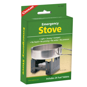 photo: Coghlan's Emergency Stove survival gear
