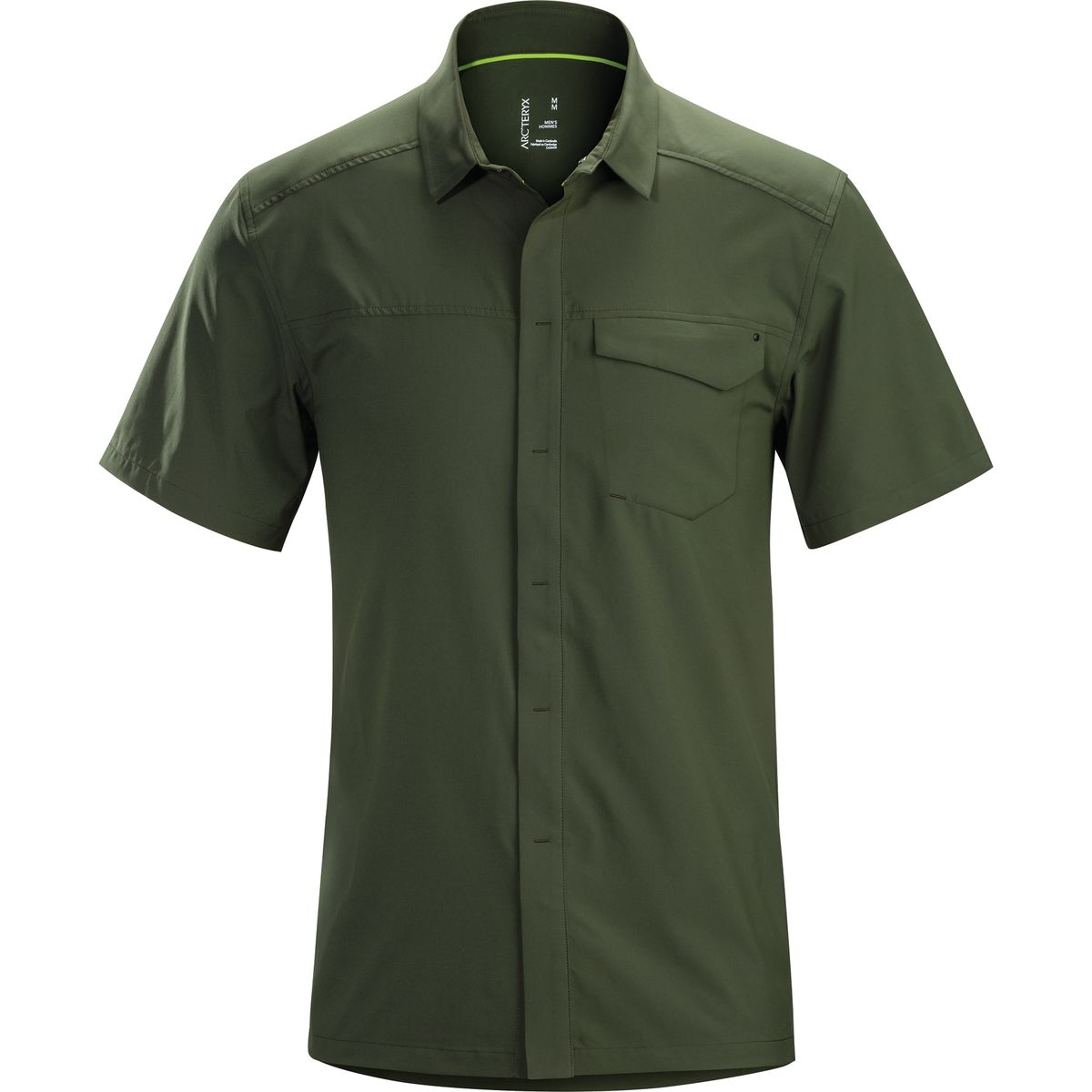 photo: Arc'teryx Skyline Shirt SS hiking shirt