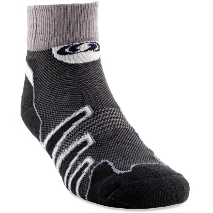 Salomon XA Trail Pro Running Socks