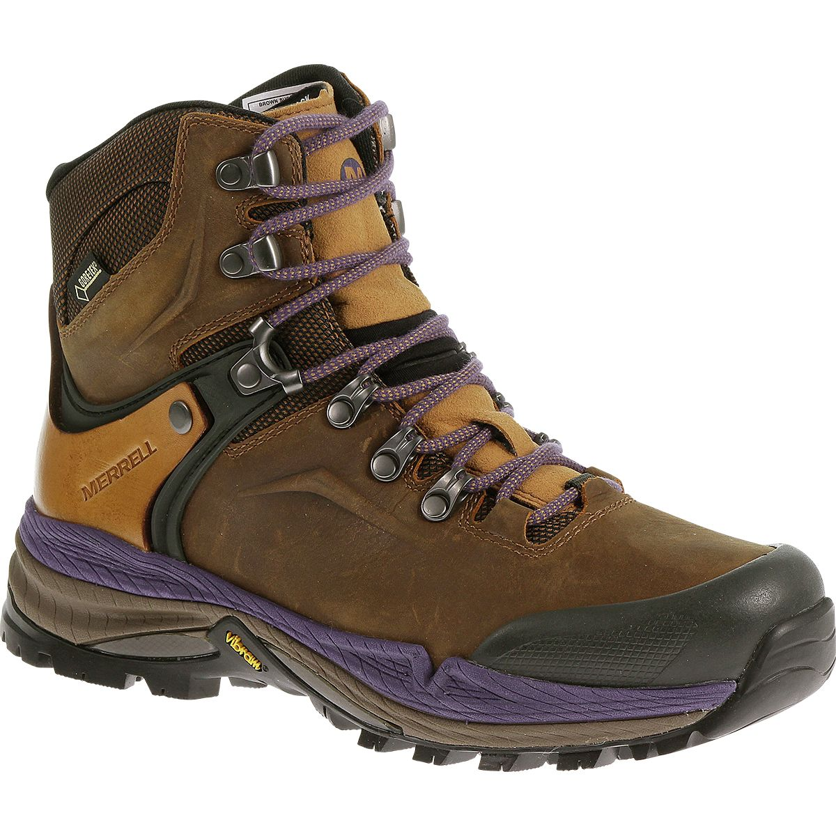 photo: Merrell Women's Crestbound Gore-Tex backpacking boot