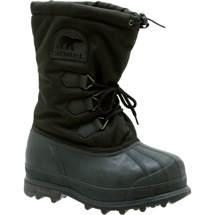 photo: Sorel Kids' Glacier winter boot